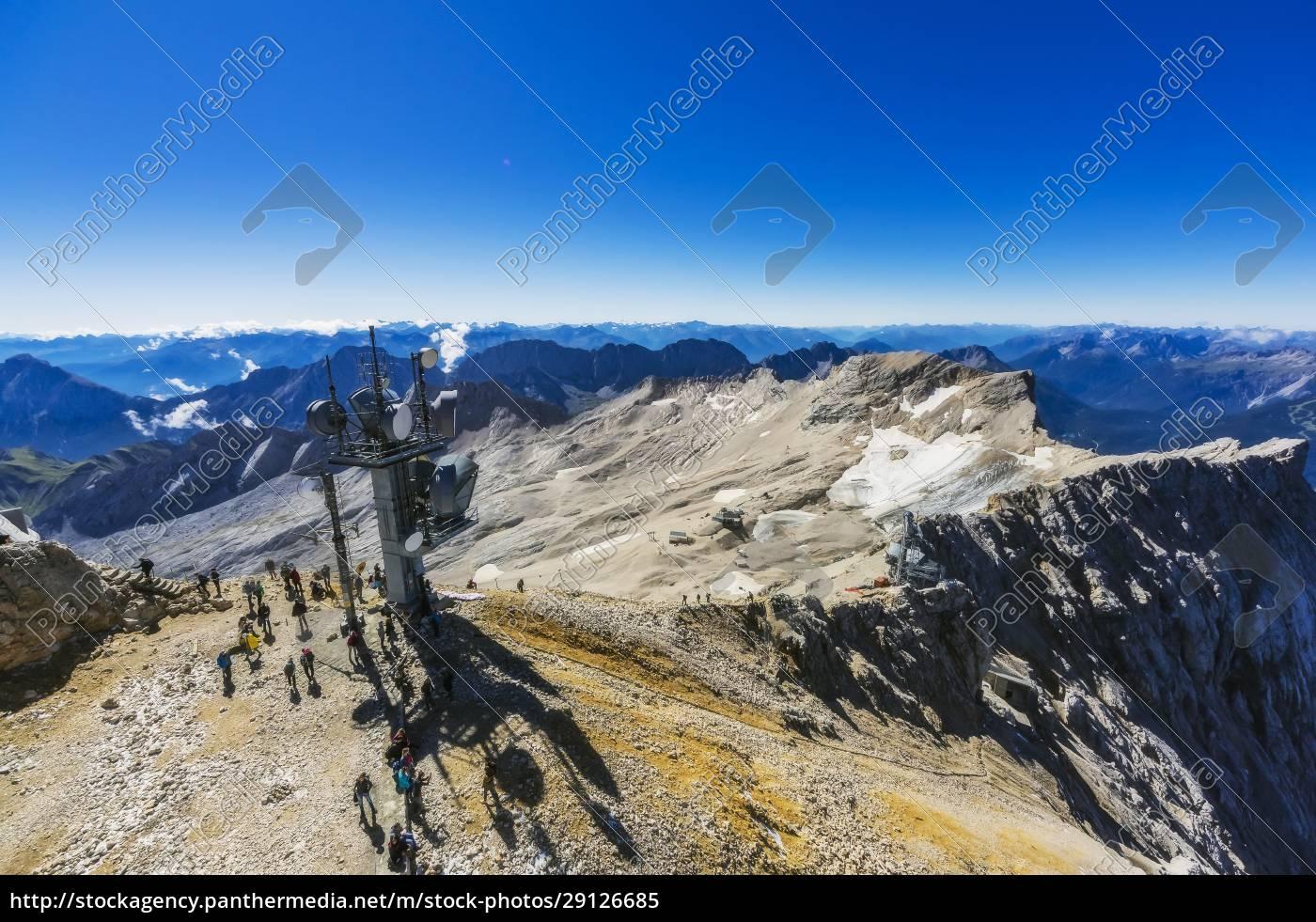 austria, , tyrol, , people, waiting, around, ski - 29126685