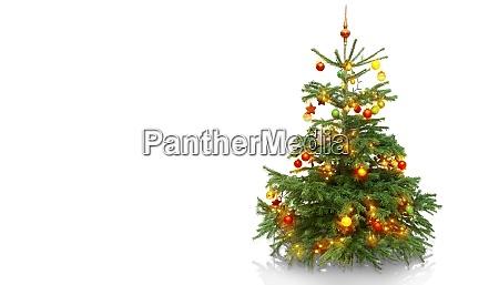frohe weihnachten grusskarte weihnachtsbaum design konzept