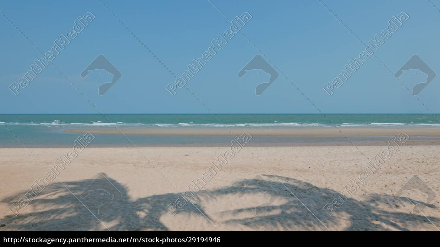 sea, beach, and, blue, sky - 29194946