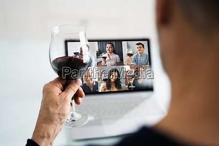 virtual wine tasting party event online