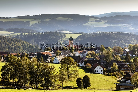 view, of, st.märgen, in, the, black - 29204398