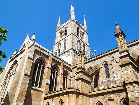 southwark cathedral in london