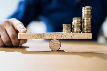 geldhebel und inflationssaldo