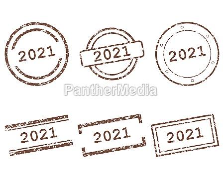 briefmarken 2021