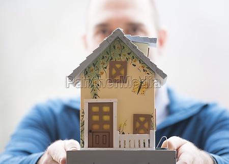 ein einfamilienhaus das in ihrem eigenen