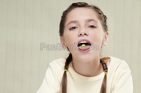 girl, with, a, candy, on, her - 29355251