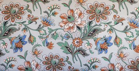 schoene nahtlose florale hintergrund