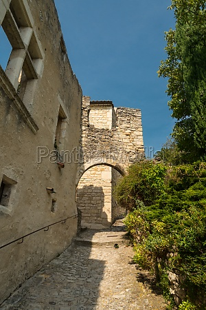 buildings, in, a, ancient, french, village - 29430815