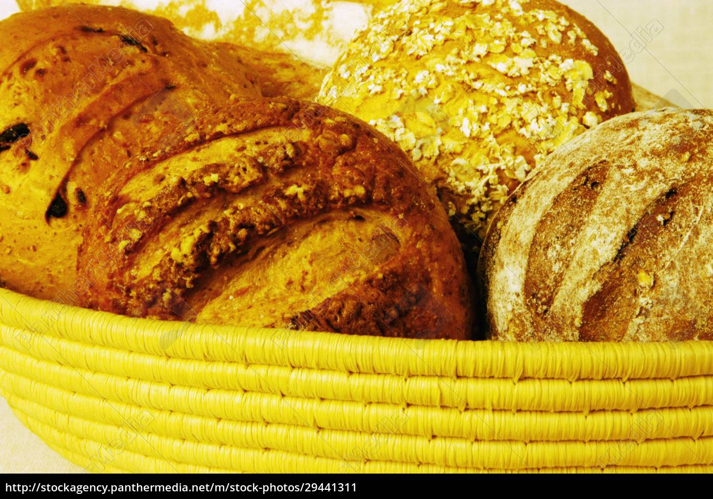 close-up, of, brown, bread, and, buns - 29441311