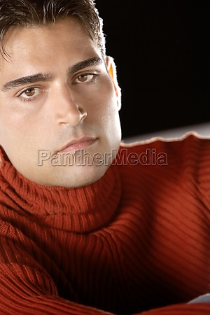 portrait, of, a, young, man, looking - 29511620
