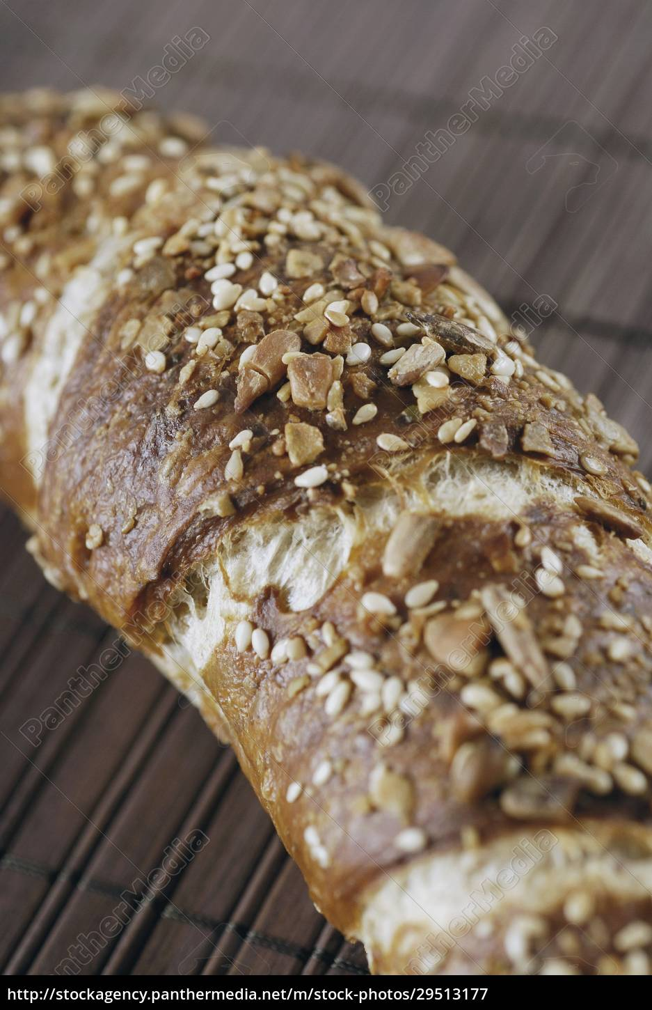 close_up, of, a, loaf, of, bread - 29513177