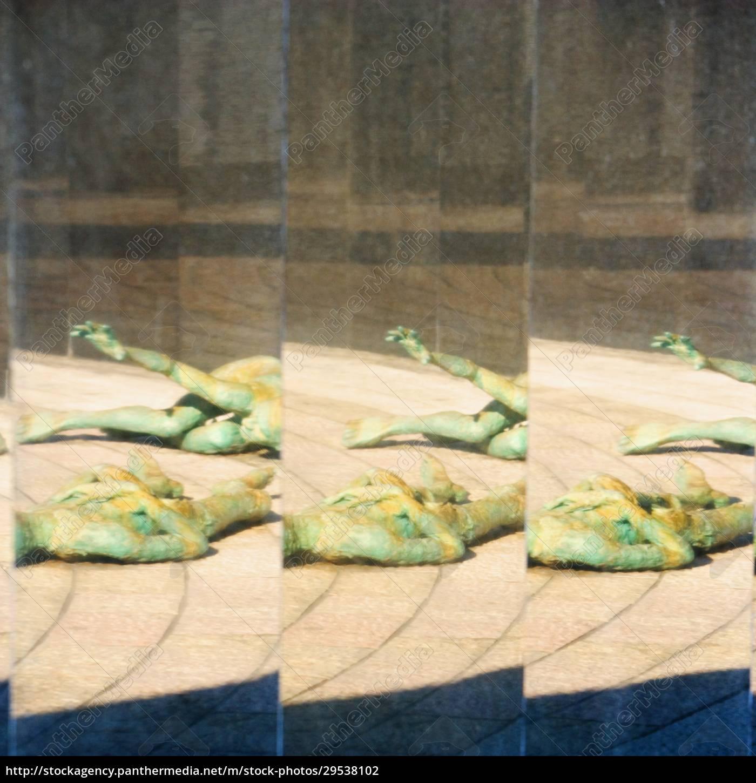 reflexion, von, statuen - 29538102