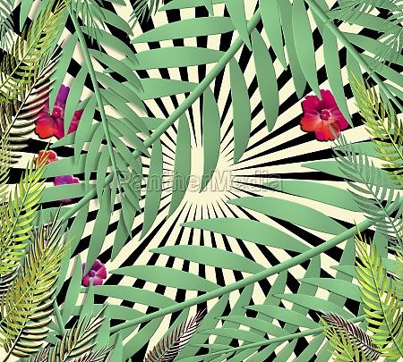 exotic, jungle, plants - 29553756