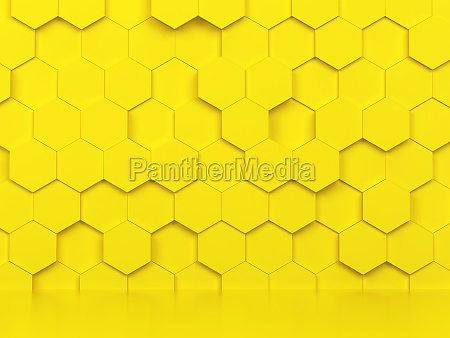 abstract, hexagon, background - 29566354