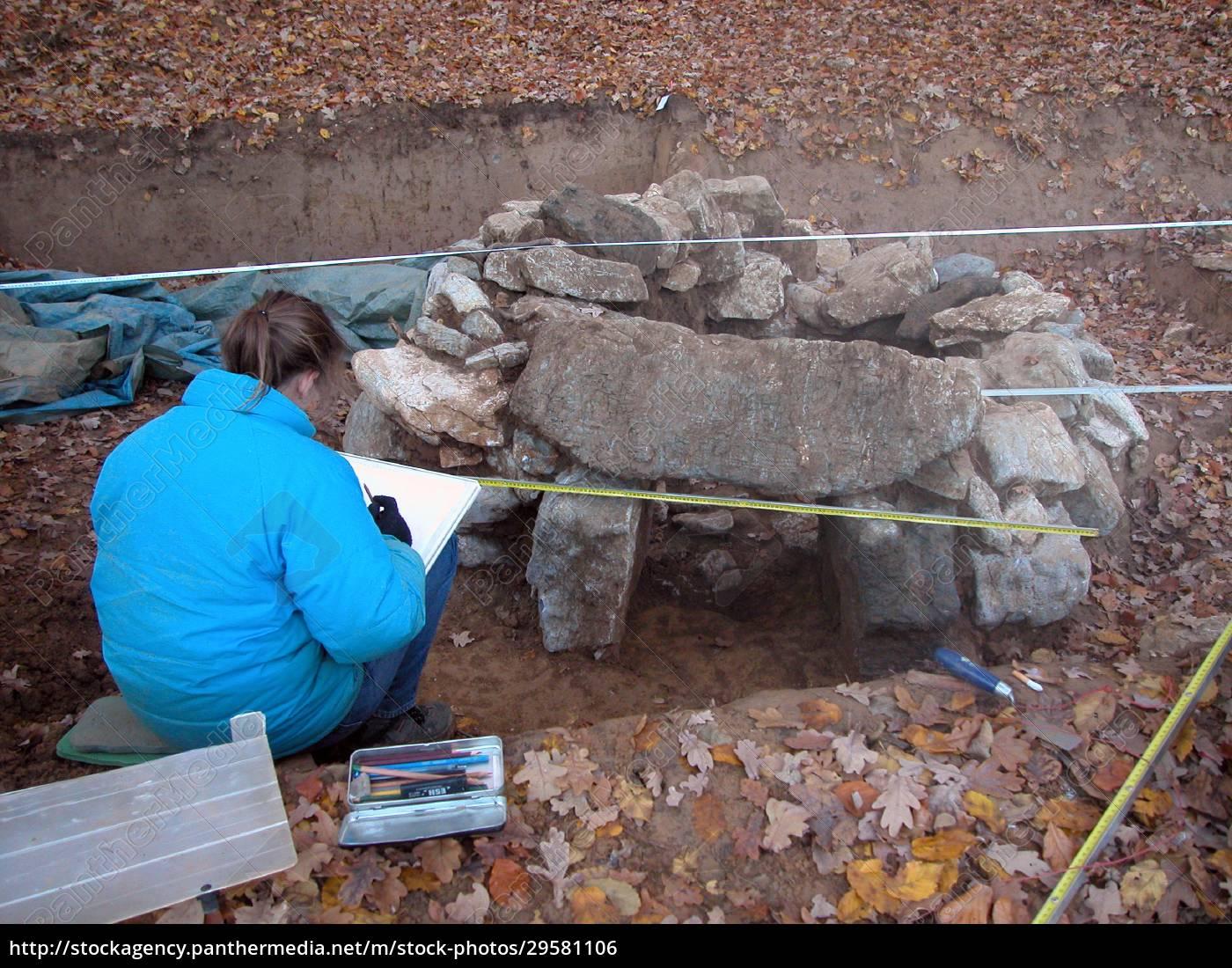 keltische, kulturfunde, und, archäologische, ausgrabungen - 29581106