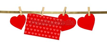 gluecklicher valentinstag hintergrund liebeskonzept 3d illustration