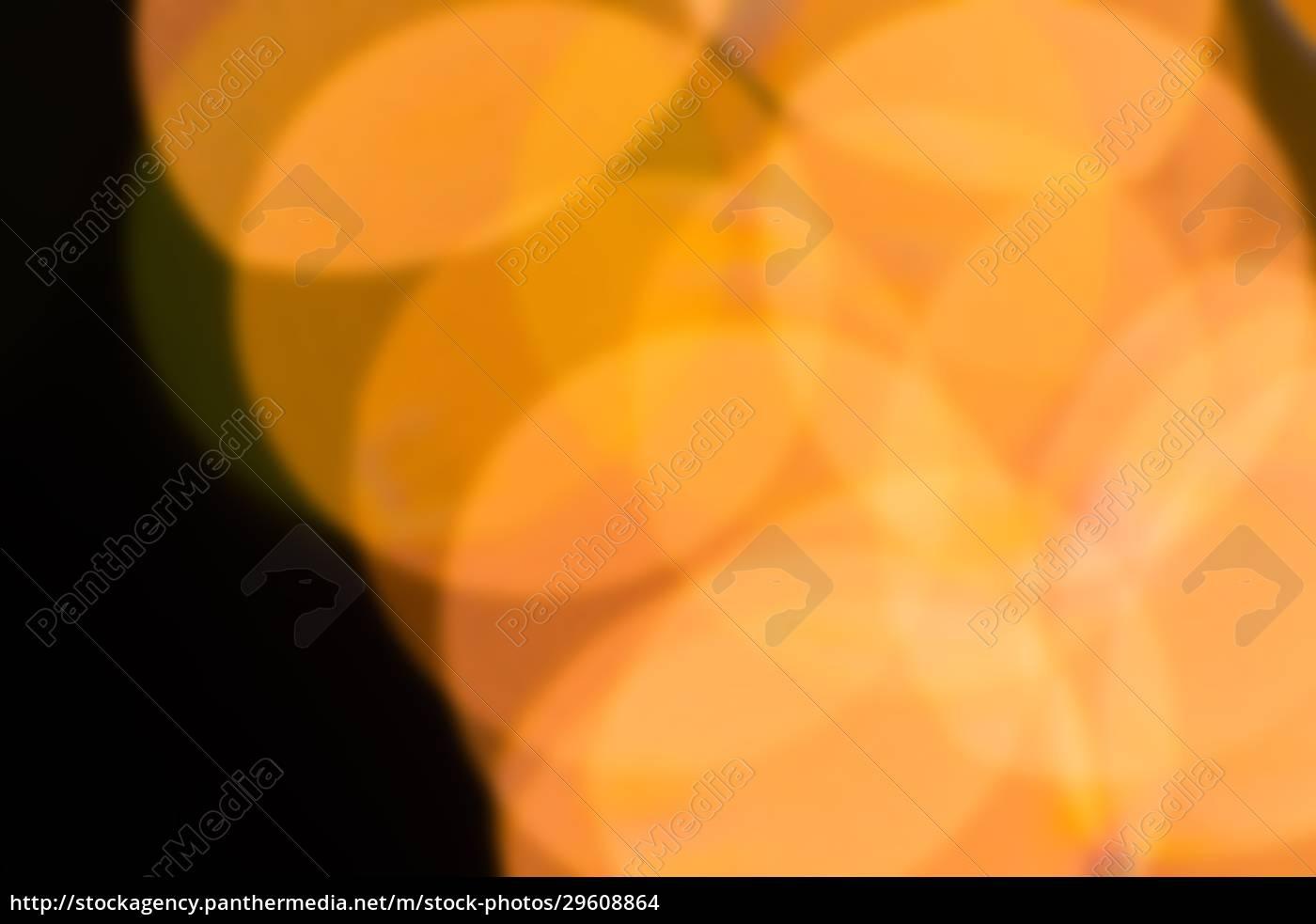abstrakte, gelbe, lichter - 29608864