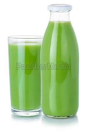 fruit, juice, green, smoothie, drink, bottle - 29626904