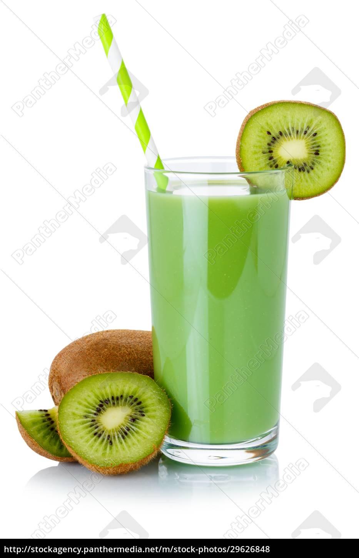 green, smoothie, fruit, juice, drink, straw - 29626848