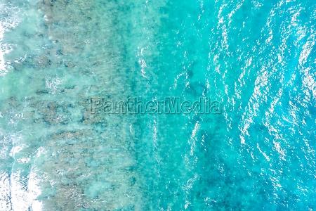 seychellen hintergrund ozean meer copyspace urlaub
