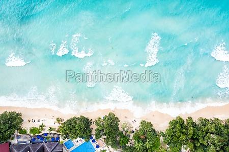 strand seychellen mahe mahe insel meer