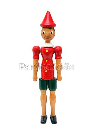 pinocchio holzspielzeug