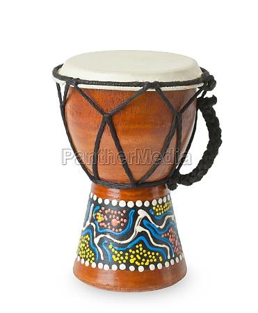 original afrikanische djembe trommel