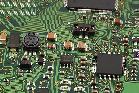 computer mikro leiterplatte