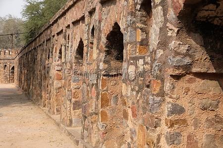 isa khan grab humayuns grabkomplex delhi