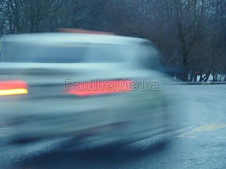 bewegungsunschaerfe auto