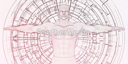 futuristische technologie als kunst der naechsten