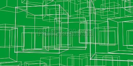 futuristische, kunst, abstrakt - 29688422