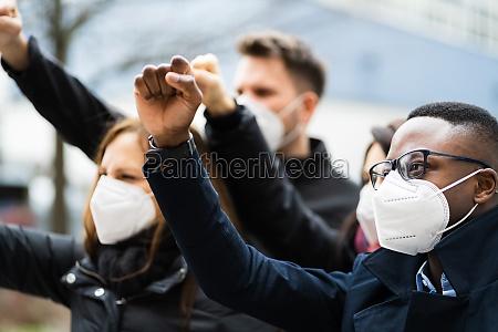 protestveranstaltung, für, menschen - 29716794