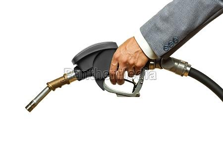 kraftstoffpumpen gasbetankung