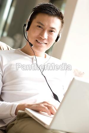 ein mann online