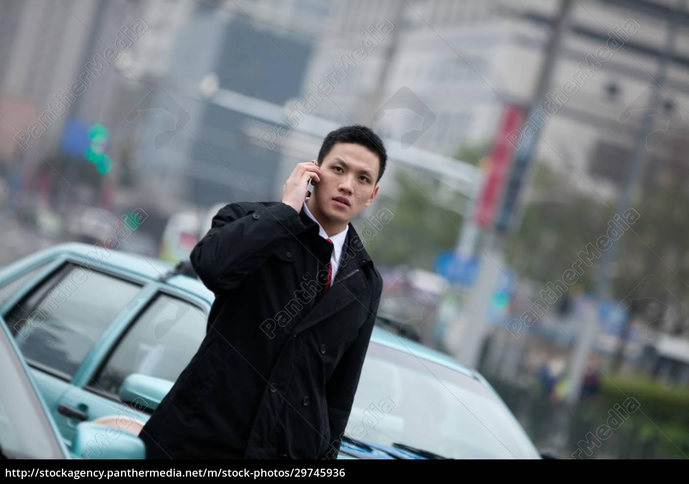 oriental, traffic, adult, communication, professionelle, kleidung - 29745936