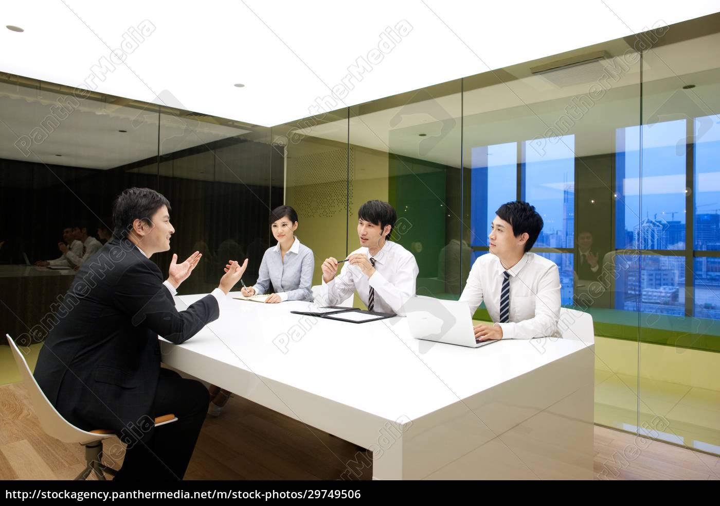open, business, meeting, in, the, office - 29749506