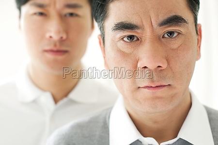 60 AEltester ein mann oriental