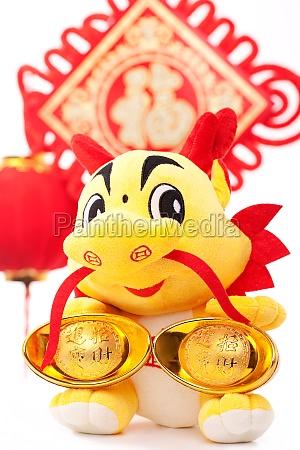 sternzeichen feiern haengende vielversprechende chinesische elemente