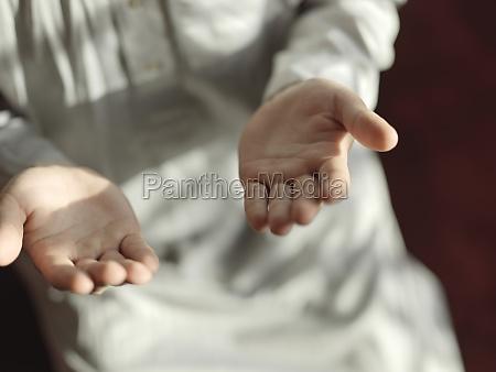 muslimisches, gebet, in, der, moschee - 29811023