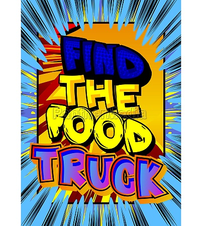 find, the, food, truck, -, comic - 29817251