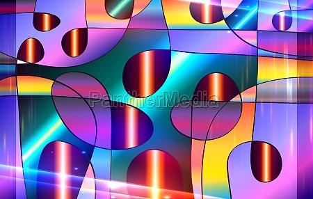 farbe und licht