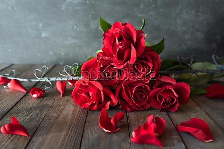 rote rosen fuer den muttertag