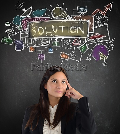 think, working, solution - 29834442