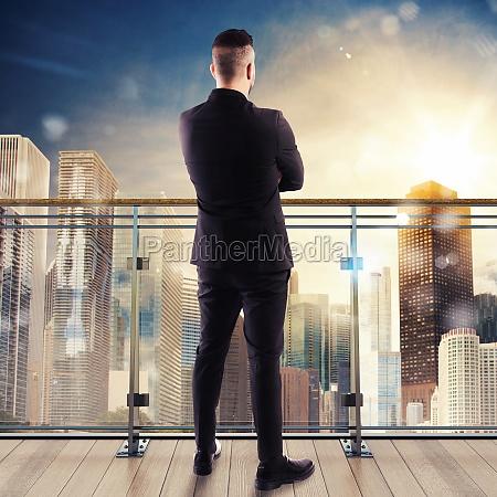 erfolgreiche vision