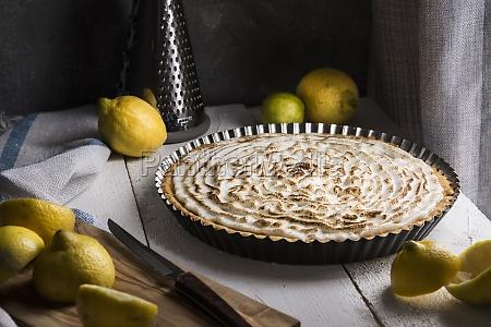 lemon, meringue, tart - 29895816