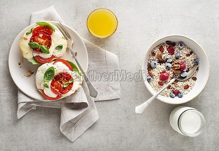 fruehstueck essen gesund