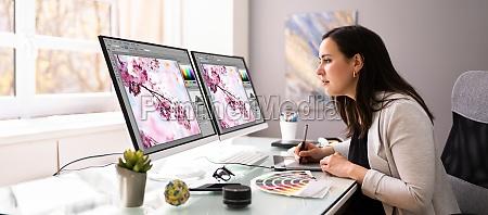 grafischer webdesigner