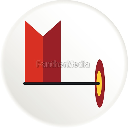 flag, in, gps, icon, , flat, style - 30088279