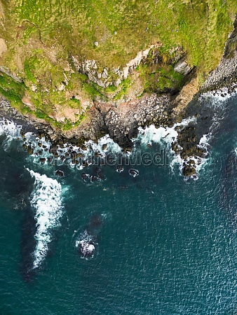 abstract, aerial, view, of, steep, cliff - 30153950